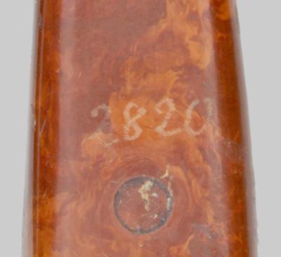 копия советского штык ножа 6Х4 к автоматам АКМ и АК 74 04