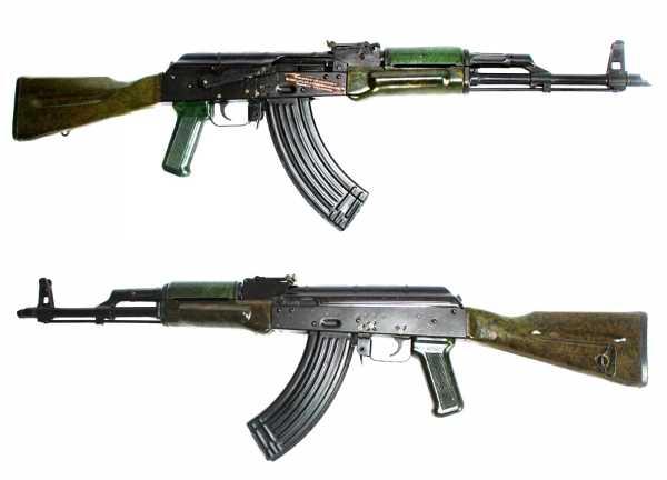 АКМ пограничных войск КГБ СССР 00