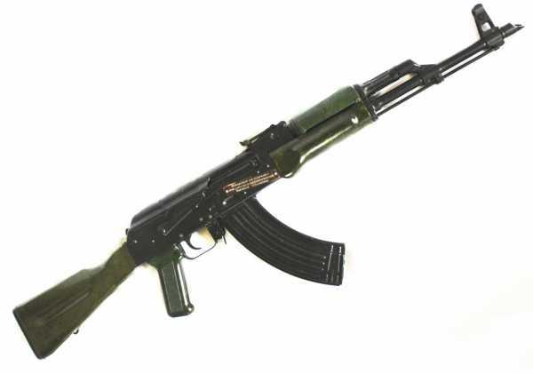 АКМ пограничных войск КГБ СССР 01