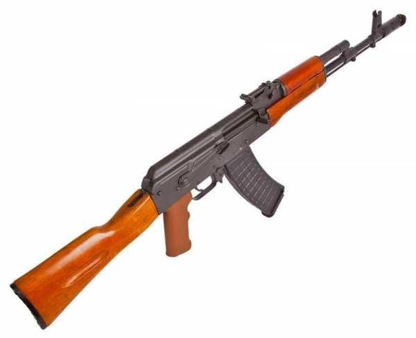 автоматический карабин Калашникова АКК 74 16