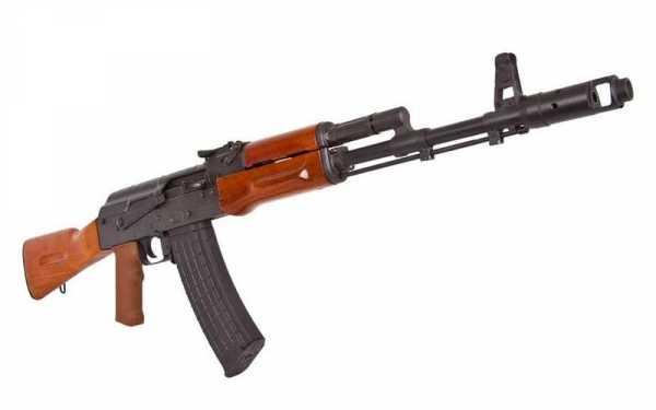 автоматический карабин Калашникова АКК 74 17