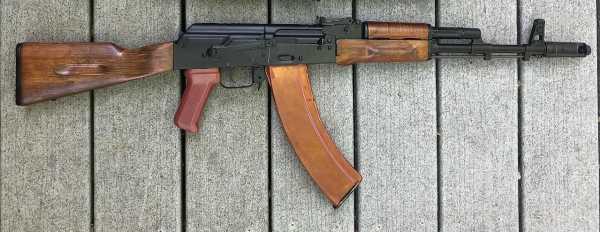 автоматический карабин Калашникова АКК 74 (08)