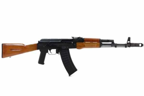 автоматический карабин Калашникова АКК 74 01а