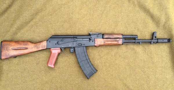 автоматический карабин Калашникова АКК 74 02