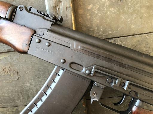 автоматический карабин Калашникова АКК 74 23