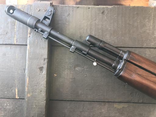 автоматический карабин Калашникова АКК 74 24