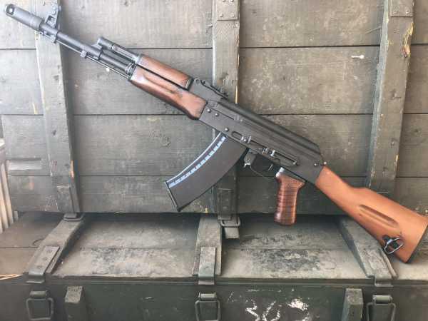автоматический карабин Калашникова АКК 74 21