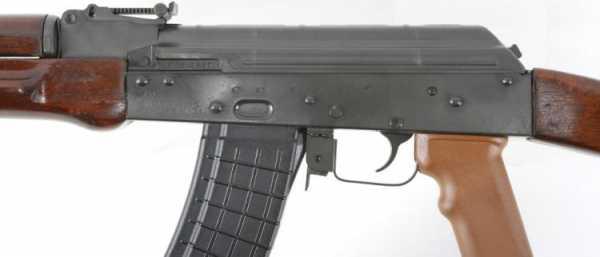 автоматический карабин Калашникова АКК 74 35