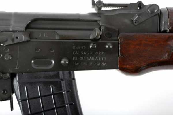 автоматический карабин Калашникова АКК 74 34
