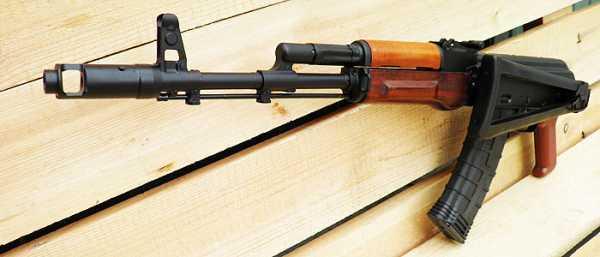 BULGARIAN AK74 SIDE FOLDER 5.45X39MM RIFLE 02