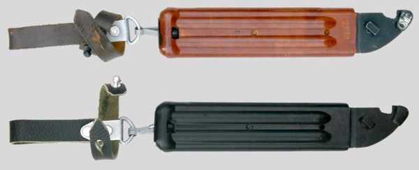 копии советских штык ножей 6Х4 к автоматам АКМ и АК 74 13