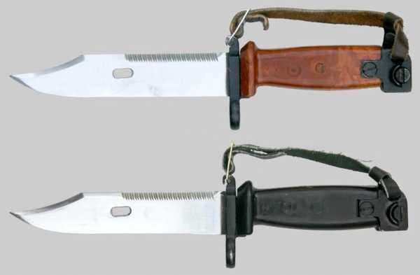 копии советских штык ножей 6Х4 к автоматам АКМ и АК 74 11