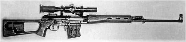 таком виде ССВ 58 конструкции Драгунова завоевала приоритет в длинной истории испытаний
