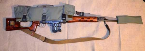 винтовка Драгунова (СВД) 32