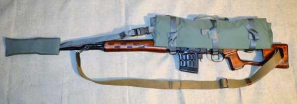 винтовка Драгунова (СВД) 33