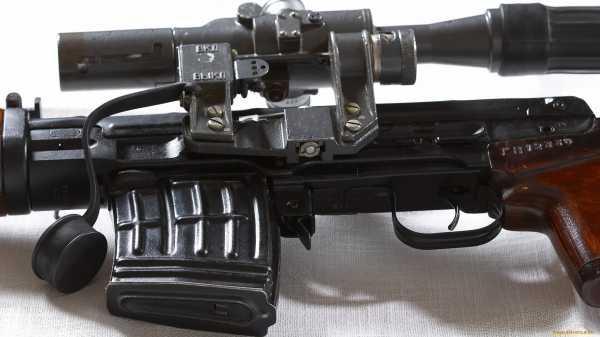 винтовка Драгунова (СВД) 24