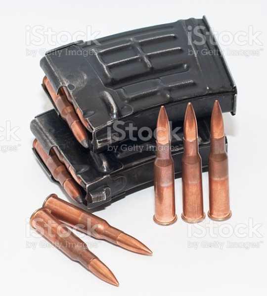 10 зарядный магазин винтовки СВД 02