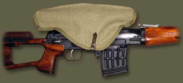 винтовка Драгунова (СВД) 25