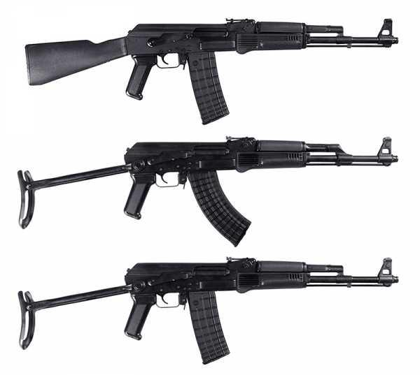 Arsenal AR (5.56х45 мм), Arsenal AR F (7.62х39 мм), Arsenal AR F (5.56х45 мм) 01