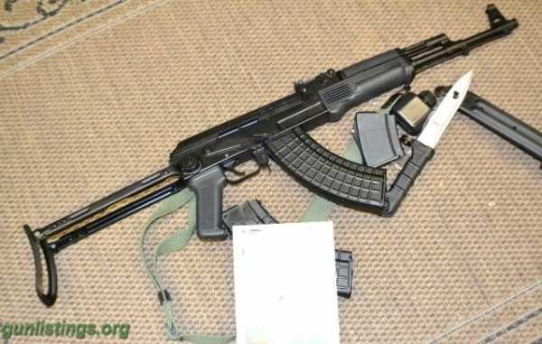 l1 rifles arsenal ak47 bulgaria folding stock. 762x39 222410