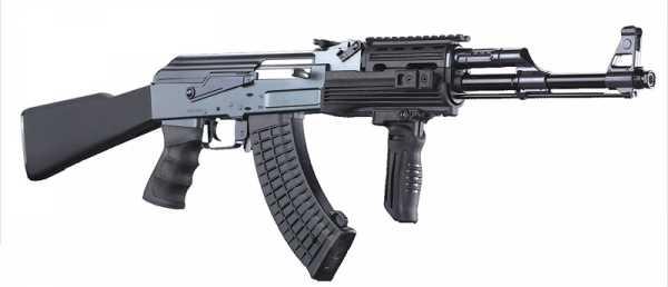 Arsenal AR (7.62x39 мм) в современном кастомном исполнении