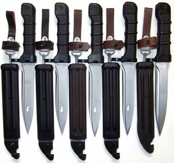 ножи семейства 6Х5 (01)