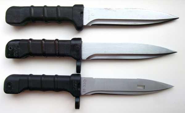 ножи семейства 6Х5 (03)