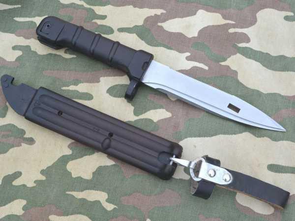 нож 6Х5 03а