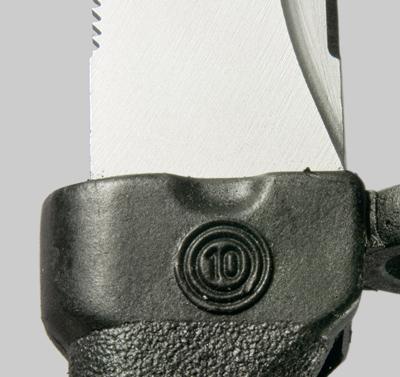 копия советского штык ножа обр. 1989 года 6Х5 к автомату АК 74 04