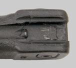 копия советского штык ножа обр. 1989 года 6Х5 к автомату АК 74 03 — копия