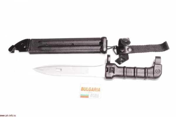 нож (на базе 6х5) для АК 47 производства Болгарии 01