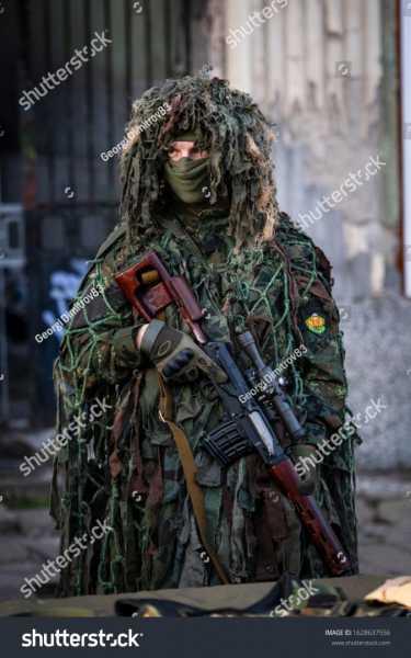 stock photo veliko tarnovo veliko tarnovo bulgaria bulgarian soldiers makes performance of army 1628637556