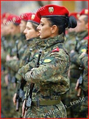 Bulgarian Army Digital Camouflage Parka Jacket New mod