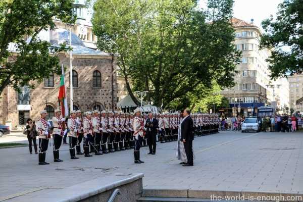 Sofia Guard of Honour (12)