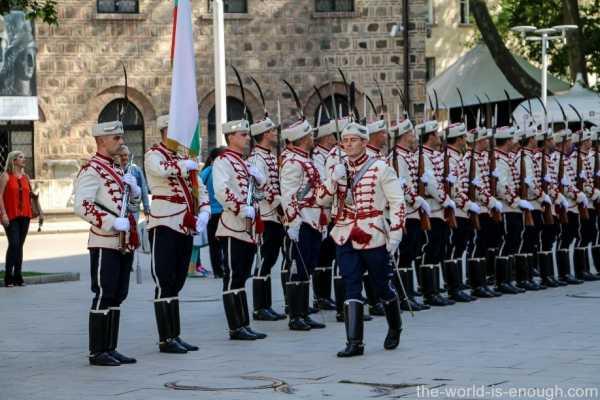 Sofia Guard of Honour (10) (1)