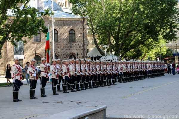 Sofia Guard of Honour (11)