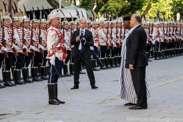 Sofia Guard of Honour (13)