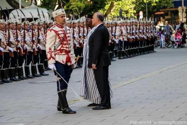 Sofia Guard of Honour (14)