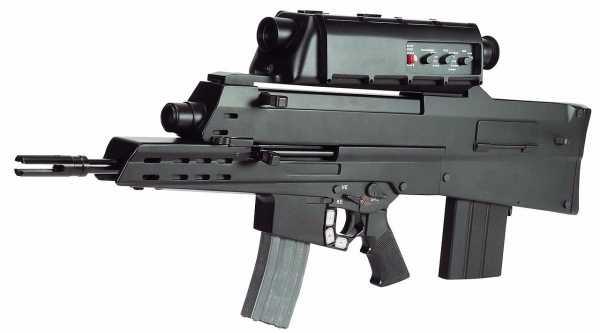 Objective Infantry Combat Weapon advance model
