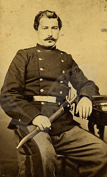Легионер от Втора белградска легия 1867 1868 гг.