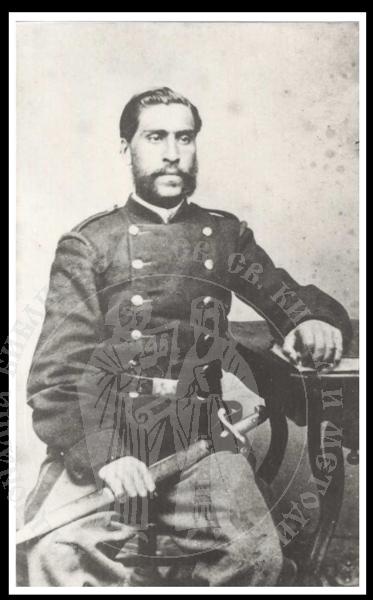 Иван Зерделийски е революционер, участник в четата на Панайот Хитов и във Втора българска легия