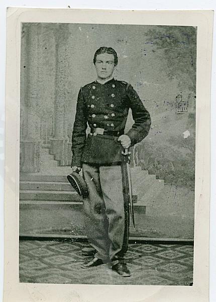 Пенчо Черковски (1847 1917). Участник във Втора българска легия 01