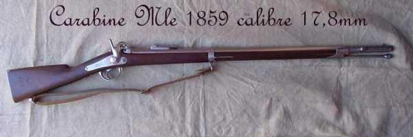 collection de fusils par alain gillot carabine mle 59 04f