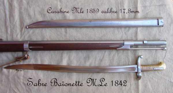 collection de fusils par alain gillot carabine mle 59 07f