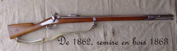 collection de fusils par alain gillot carabine mle 59 14f