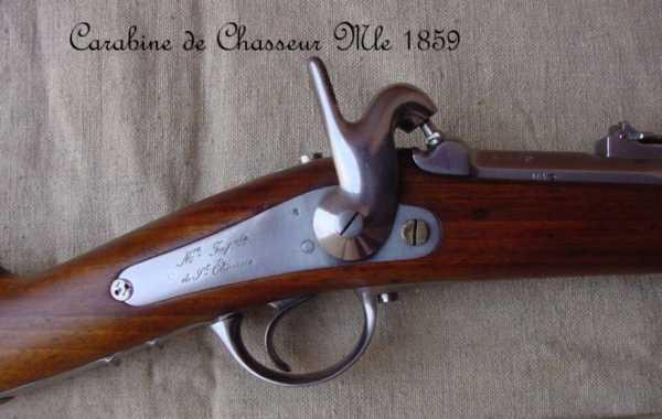 collection de fusils par alain gillot carabine mle 59 16f