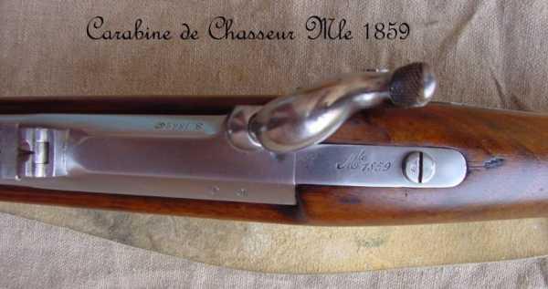 collection de fusils par alain gillot carabine mle 59 18f