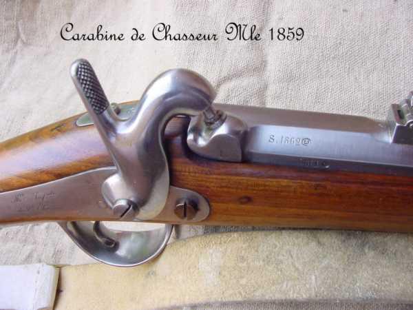 collection de fusils par alain gillot carabine mle 59 19f