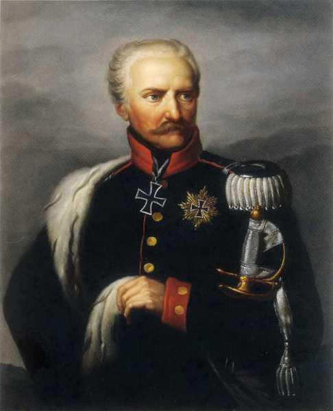 00 Прусский генерал фельдмаршал Гебхард Леберехт фон Блюхер 01