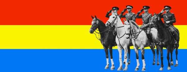 ww2 romanian officers by romaniannationalist d97wl06 fullview